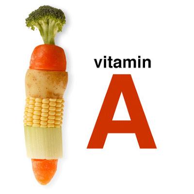 Vitamin A kesehatan mata
