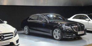 Mercedes Benz S 400 L Exclusive