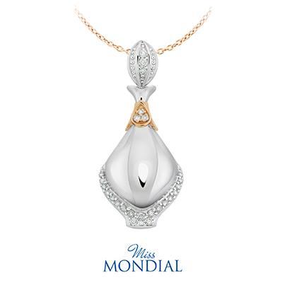 liontin berlian model terbaru