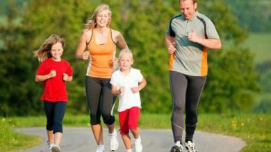 gaya hidup sehat untuk anak