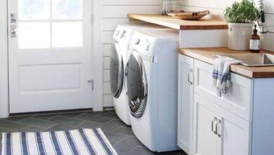 desain ruang service rumah minimalis