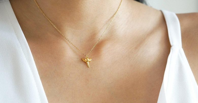 Model kalung emas terbaru